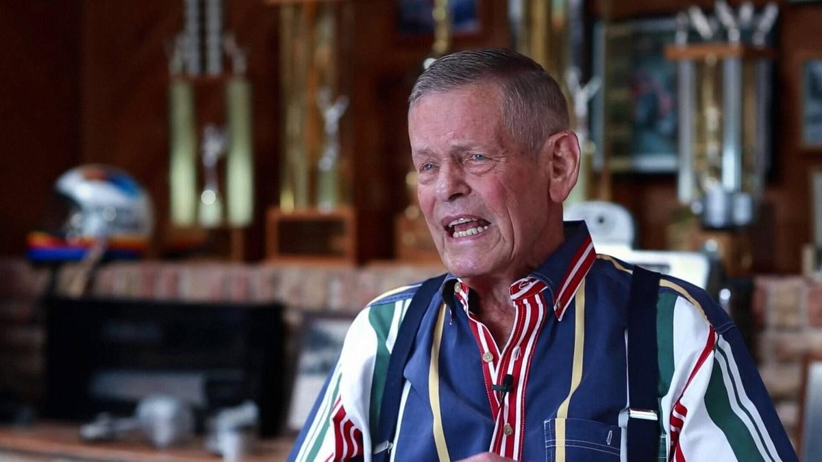 Bobby Unser verstarb im Alter von 87 Jahren