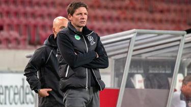 Wolfsburg-Coach Oliver Glasner will den BVB hinter sich lassen