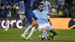 Ilkay Gündogan verlor sein zweites Champions-League-Finale