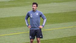 Mats Hummels ist wieder Teil der deutschen Nationalmannschaft