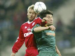 Champions Legaue-Saison 2001/2002