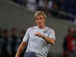 Torwarttrainer für Azerbaidschan