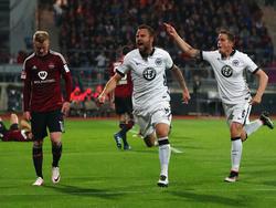 Rettet Seferovic die Eintracht?