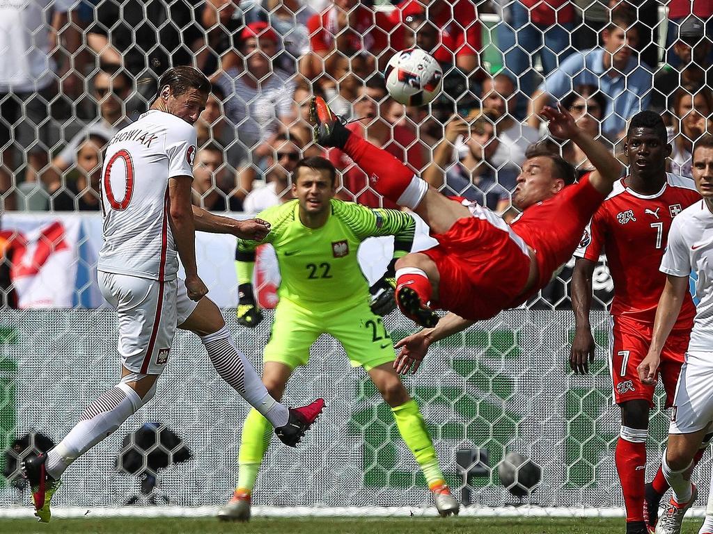 Spiel Schweiz Polen