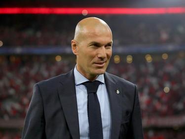 Zinédine Zidane feierte als Trainer von Real Madrid große Erfolge