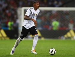 Jérome Boateng äußerte sich nach dem Scheitern