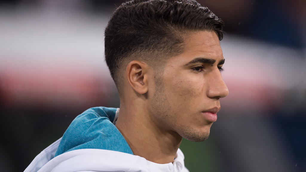 Achraf Hakimi wechselt von Real Madrid zum BVB