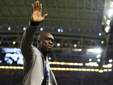 Seedorf saluda desde el campo en una imagen de archivo. (Foto: Getty)