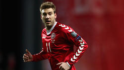 Bendtner entschuldigte sich bei seinem Klub und den Fans
