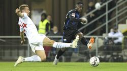 Der SC Paderborn und Holstein Kiel lieferten sich einen irren Schlagabtausch