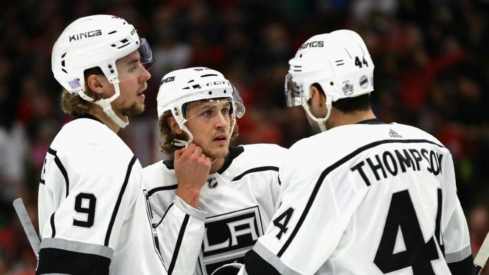 Sieg für die Los Angeles Kings mit Co-Trainer Marco Sturm
