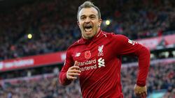 Liverpool-Profi XherdanShaqiri spielte einst für den FC Bayern