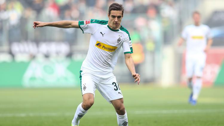 Florian Neuhaus ist bei Borussia Mönchengladbach gesetzt