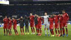 Der FC Bayern läuft weiterhin einem Sechs-Punkte-Rückstand hinterher