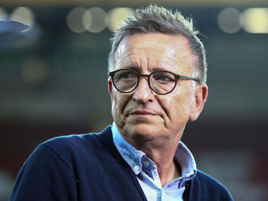 Norbert Meier ist wieder im Geschäft