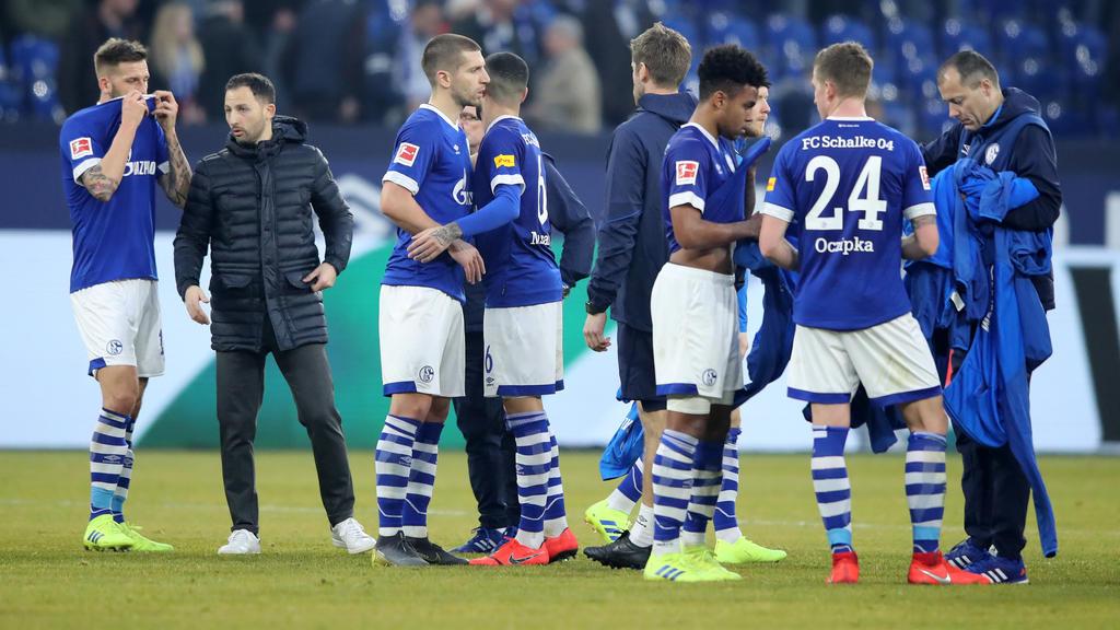 Der FC Schalke findet in der aktuellen Saison einfach nicht zu seiner Form