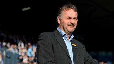 Peter Neururer ist zurück im Profi-Fußball