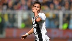 Die Zeichen stehen bei Juventus und Paulo Dybala auf Trennung