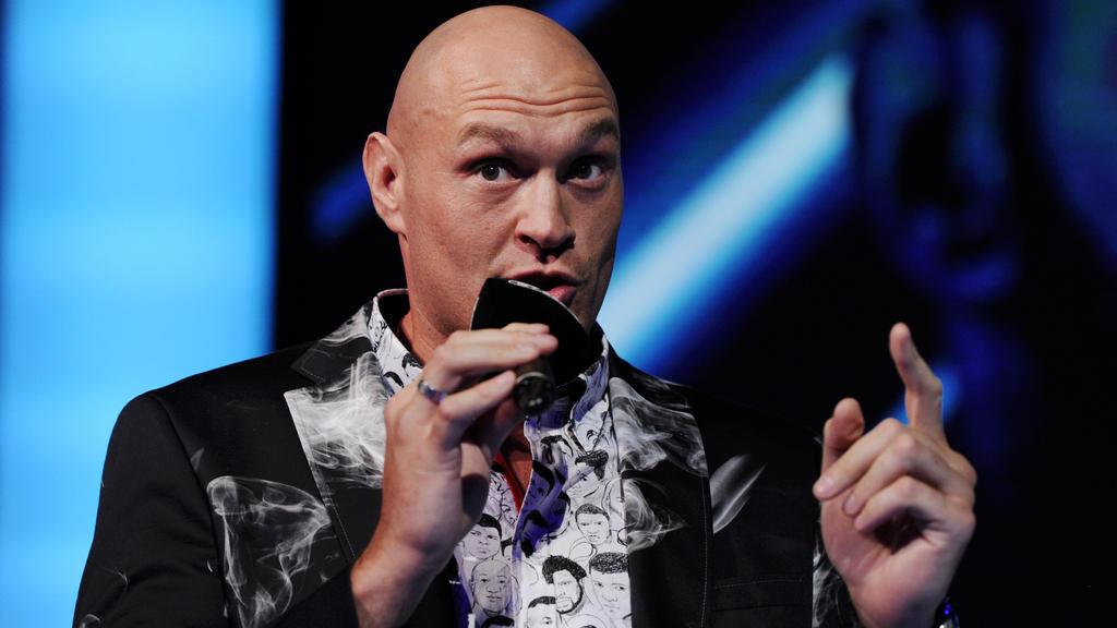 Tyson Fury ist einer der besten Schwergewichtsboxer der Welt