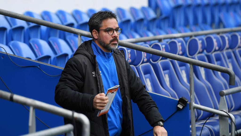 David Wagner soll den FC Schalke 04 wieder zum Erfolg führen