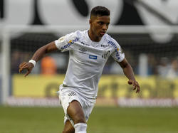 Rodrygo llega del Santos brasileño.