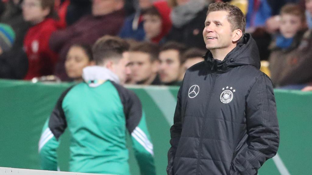 Guido Streichsbier lobt BVB und VfB Stuttgart für ihre Jugendarbeit