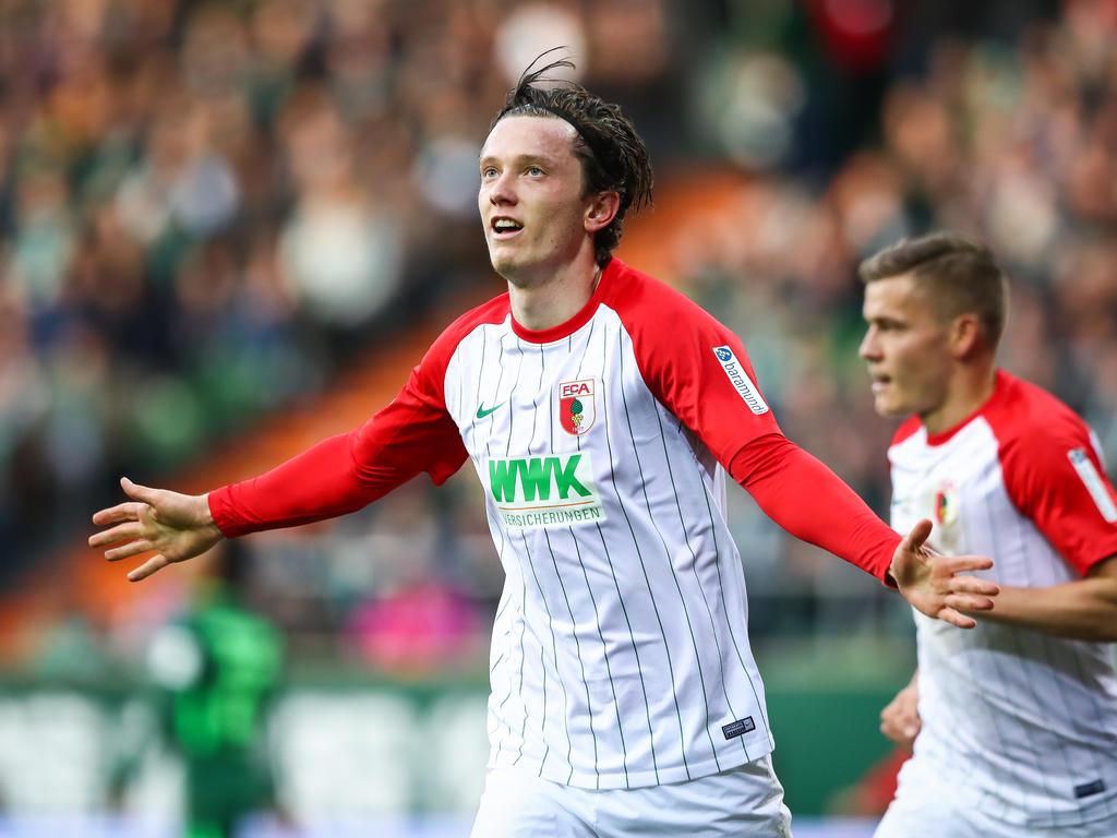 Der einstige HSV-Flop Gregoritsch blüht beim FC Augsburg auf