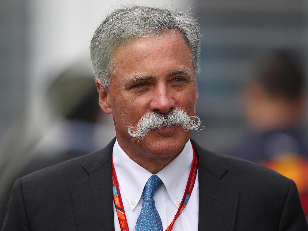 Formel-1-Boss Chase Carey