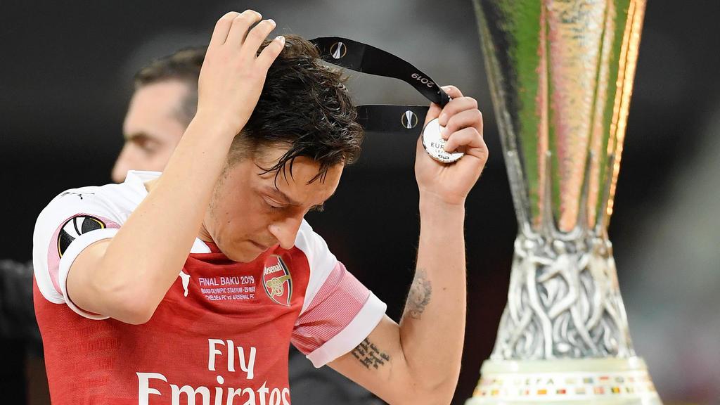 Bleibt Mesut Özil beim FC Arsenal?