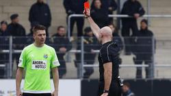 Daniel Frahn (l.) spielt nicht länger für den Chemnitzer FC