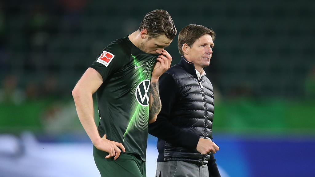 Der VfL Wolfsburg musste sich RB Leipzig geschlagen geben