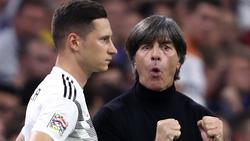 Spielt Julian Draxler nie mehr für die Nationalmannschaft?