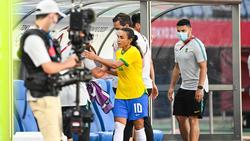 Dauerbrennerin Marta will mit Brasilien eine Olympia-Medaille holen