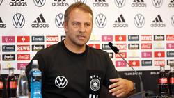 Hansi Flick steht mit dem DFB-Team vor der nächsten Aufgabe