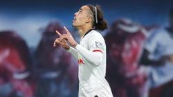 RB Leipzig hat einen Test gegen den VfL Osnabrück gewonnen