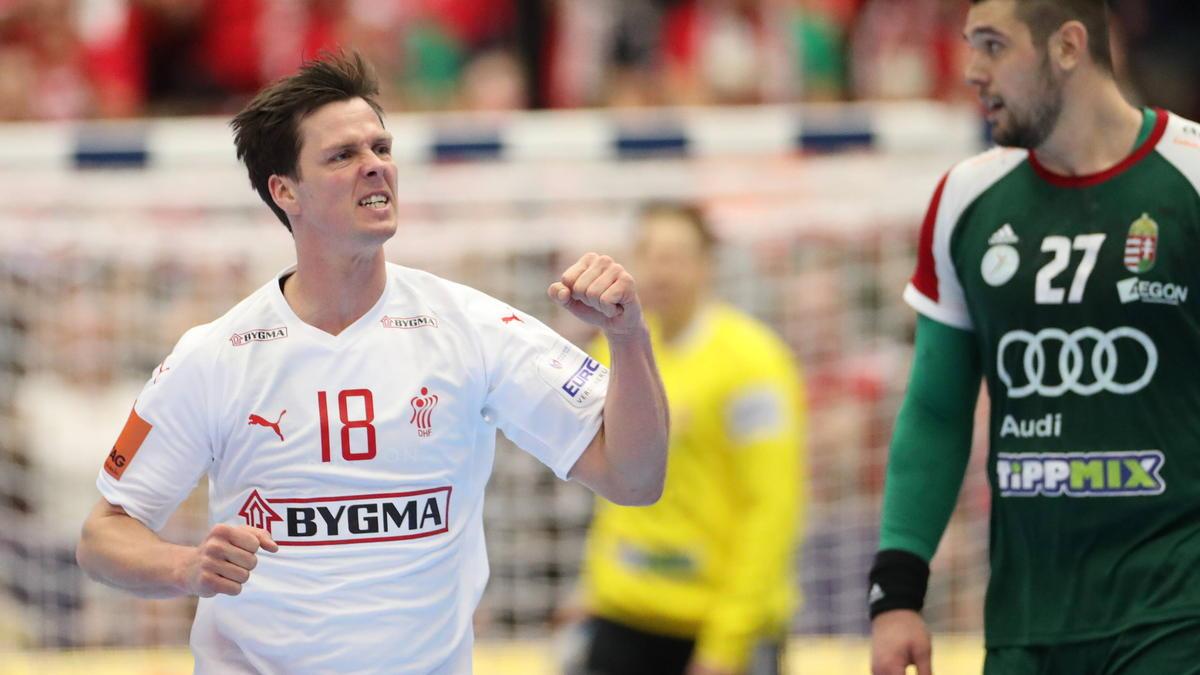 Dänemark musste sich mit einem Remis gegen Ungarn zufrieden geben