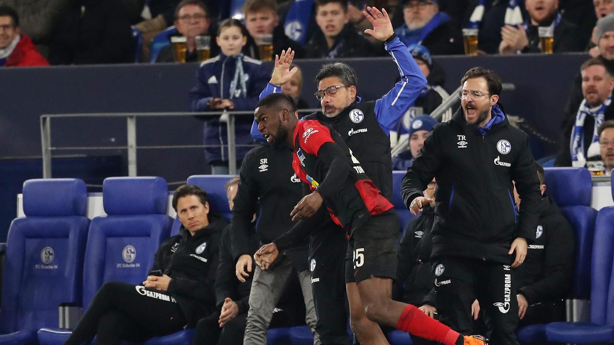 Jordan Torunarigha hat auf Schalke Schlimmes erlebt