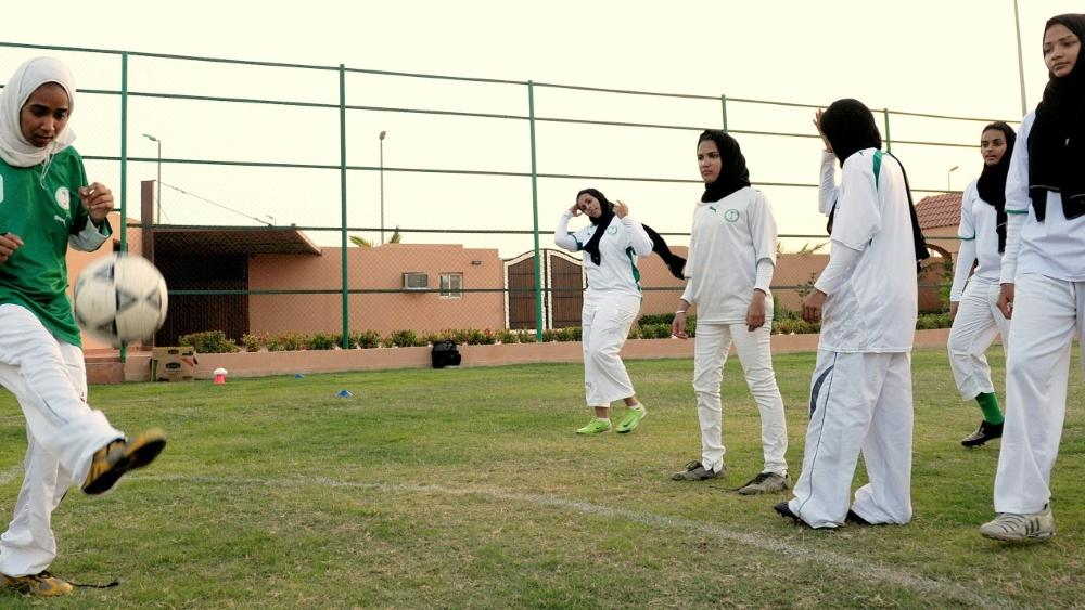 Neue Frauenfußball-Liga in Saudi-Arabien