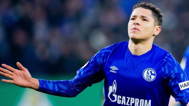 Amine Harit vom FC Schalke 04 hatte trotz des Corona-Lockdowns ein Shisha-Bar besucht