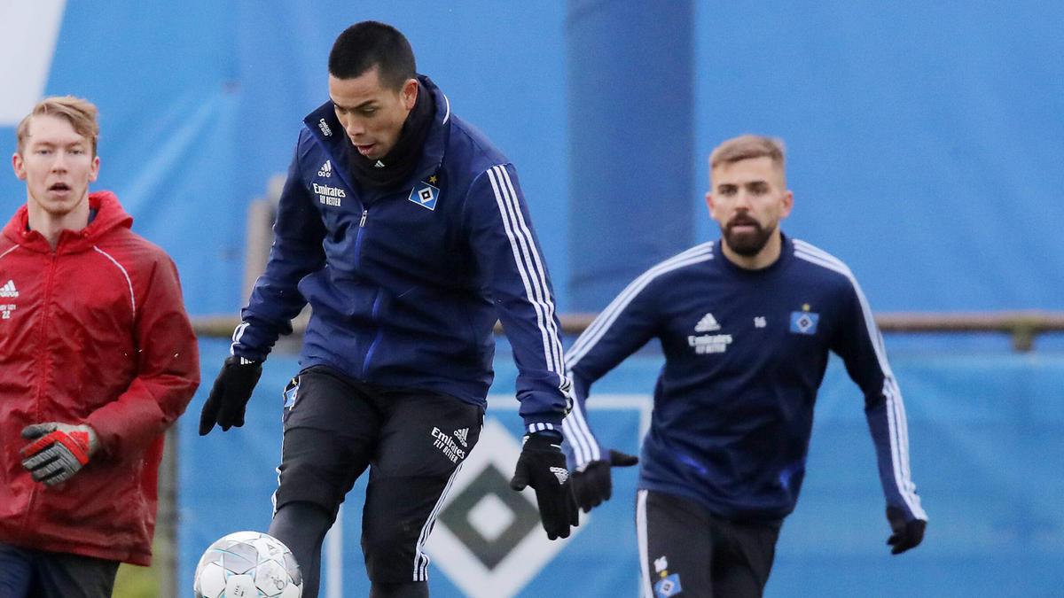 Verlassen Bobby Wood und Lukas Hinterseer den HSV?