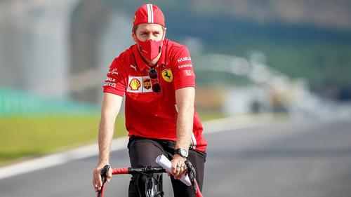 Sebastian Vettel wird seine Arbeit für Aston Martin erst im neuen Jahr antreten