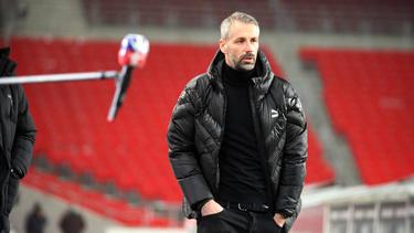 Gladbach-Trainer Marco Rose verzeiht Felix Brych den Fehler