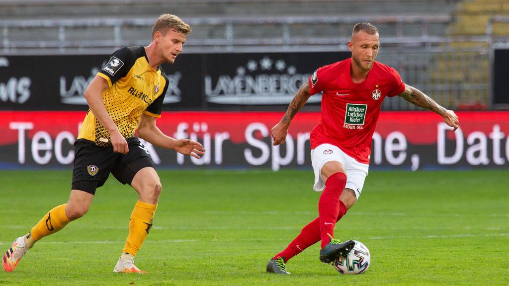 Dynamo Dresden Ticker