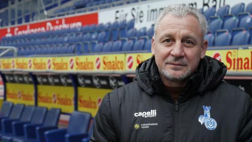 Pavel Dotchev übernimmt den vakanten Trainerposten beim MSV Duisburg