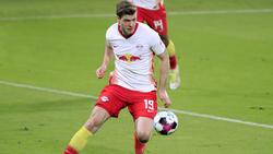Alexander Sörloth kommt bei RB Leipzig zuletzt immer besser in Form