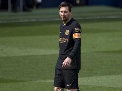 Kehrt Lionel Messi dem FC Barcelona den Rücken?