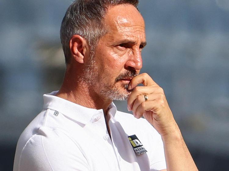 Gladbachs neuer Trainer Adi Hütter wird wohl keine Verstärkungen bekommen