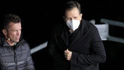 Lothar Matthäus (li.) hat Oliver Bierhoff kritisiert