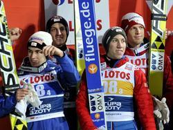 Skisprung-Nation nur Zweiter