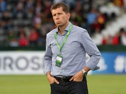 U19-Coach Streichsbier peilt nach dem EM-Aus die WM-Quali an